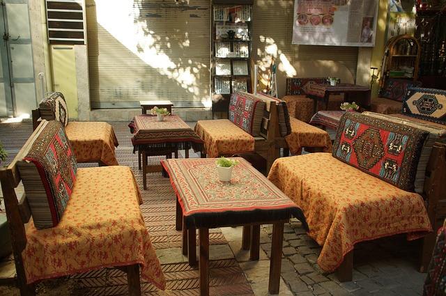 Salon de thé