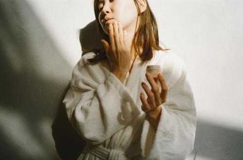 routine soin visage