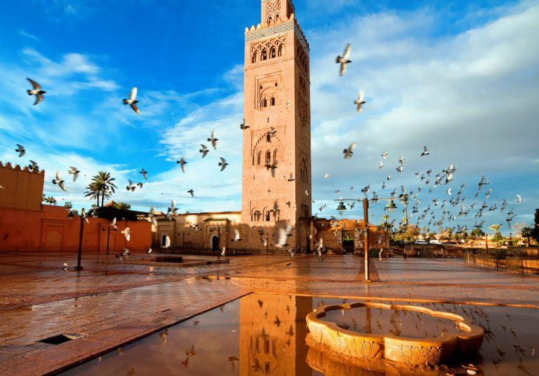 Casablanca, capitale économique du Maroc. Les pratiques achats au Maroc