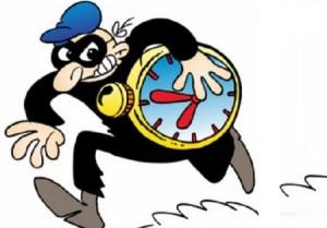 les voleurs du temps de l'acheteur