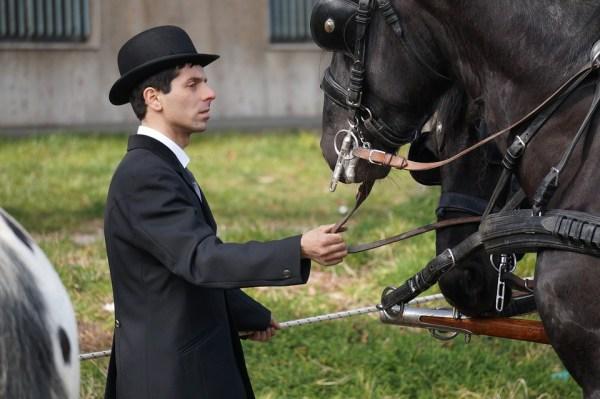 aristocratie aristocrate aristocrates château domaine chasse à cour polo cheval équitaion noble noblesse fiançailles mariage valeurs