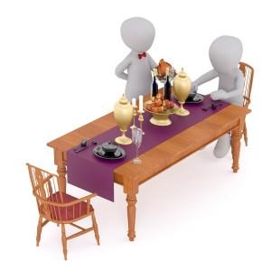 Comment se tenir convenablement à table 1 usages bienséance galanterie protocole coach expert bonnes manières politesse