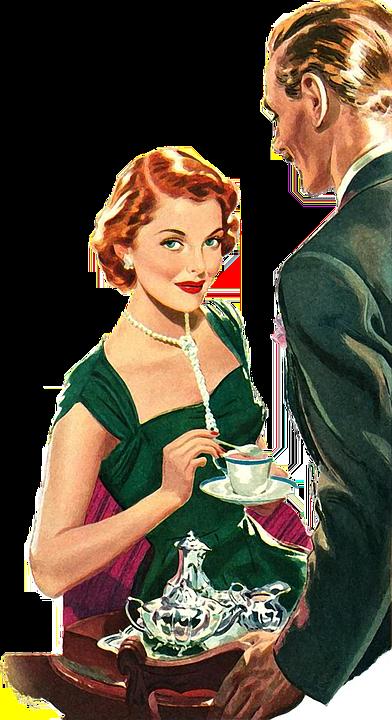 Comment se comporter en lady à table comment se comporter en femme du monde dame bien élevée politesse étiquetet savoir-vivre bonnes manières leçon code mondain règles bienséance baisemain aristocratie