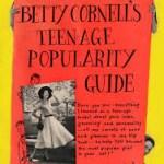 Règles de bonnes manières des années 1950étiquette savoir-vivre expert spécialiste historien Populaire de Maya Van Wagen