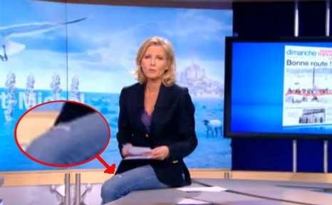 claire chazal jean tv journaliste expert spécialiste coach bonnes manières leçon guide exemple protocole élégance habille lady kate middleton