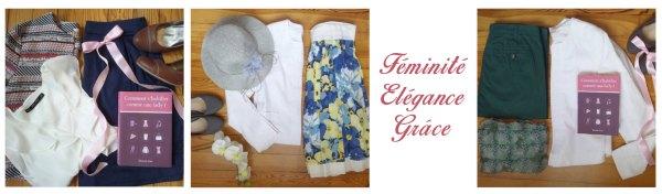 triple-carré-instagram-2 élégance lady femme aristocratie étiquette allure style grâce comment s'habiller comme une lady