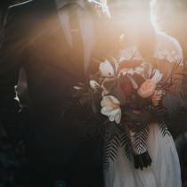 mariage d'une veuve mariage remariage deuil voile noir robe cérémonie veuf protocole expert tradition
