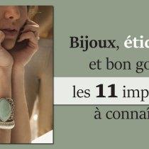 Bijoux, étiquette et bon goût : les 11 impératifs à connaître