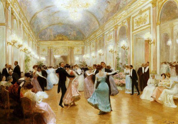 danse comment on invite une danseuse carnet de bal lady princesse réception danser obligatoirement que dire comment inviter une fille à danser