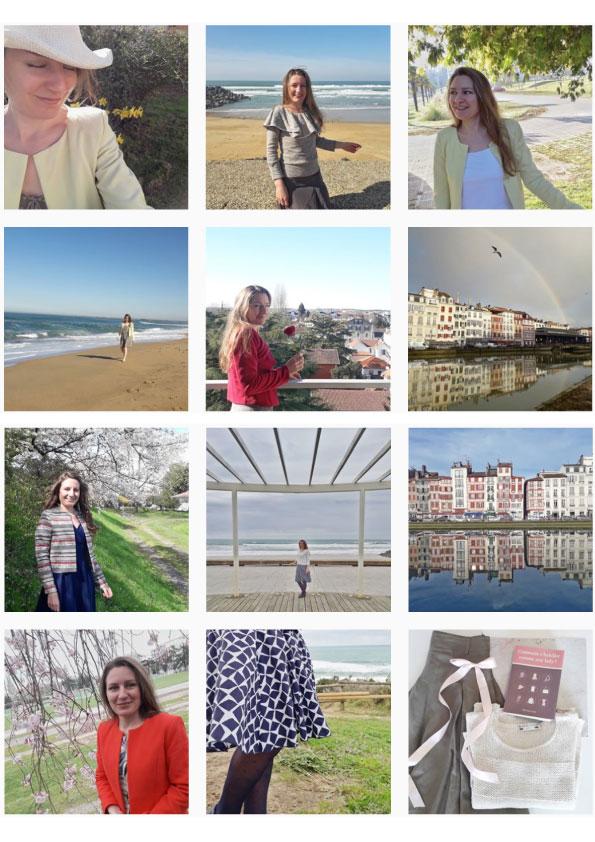 instagram-hanna-gas 100 jours en robe : défi d'apprentie-lady relevé modest faschion mode pudique mode décente élégance mode d'emploi comment s'habiller avec élégance
