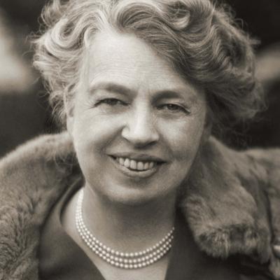 Quand Eleanor Roosevelt enseigne l'art de la conversation…