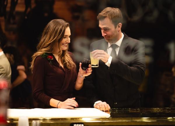 Les 5 astuces pour faire du premier rendez-vous galant un succès couple lady femme homme gentleman dame