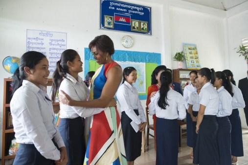 Rentrée de septembre : Comment s'habiller pour faire des étincelles ? michelle obama première dame