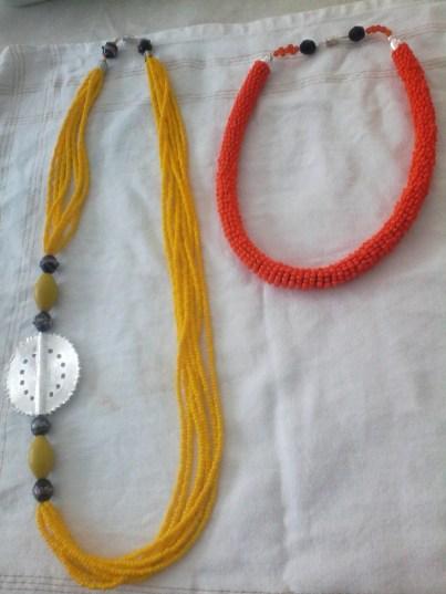 Côte d'Ivoire étiquette bijoux artisanat