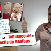 Sud Radio avec Cécile de Ménibus, les Influenceurs : Hanna Gas d'Apprendre les Bonnes Manières
