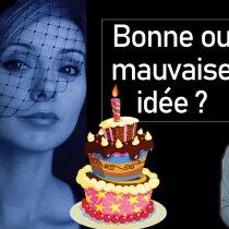 Souhaiter un BON anniversaire de MARIAGE à une veuve ou à un veuf ? OUI ou NON ?