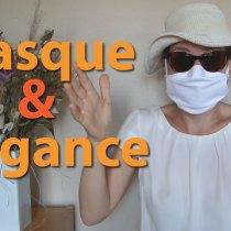 Masque & élégance : 3 faits à connaitre pour porter un masque lors du déconfinement avec dignité
