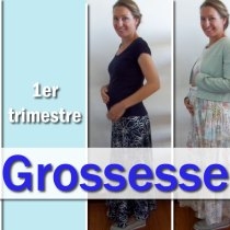 Comment s'habiller lors du 1er trimestre de grossesse ? - Robe et jupe seulement