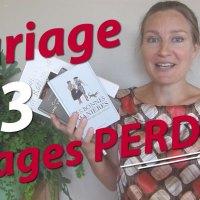MARIAGE : 13 usages de politesse PERDUS --- Nadine de Rothschild, Lady Cartland & anciens manuels