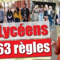 LYCÉE : 63 règles de politesse - Adolescents & Bonnes Manières - Grand récapitulatif