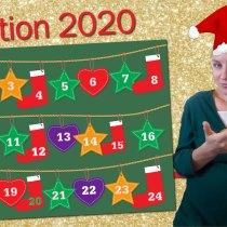 Calendrier de l'Avent des Bonnes Manières 2020