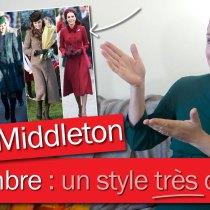 Kate Middleton en décembre : 17 règles méconnues - Les codes de l'élégance analysés méthodiquement