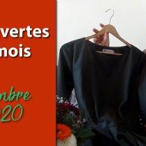 Découvertes de décembre : livres, jeux, cuisine, vêtements...