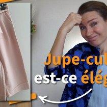 Jupe-culotte : est-ce un vêtement élégant ?
