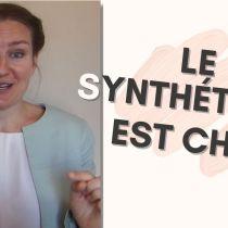 Robe en polyester : les matières synthétiques sont-elles élégantes ?