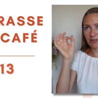 Bonnes manières à la terrasse d'un café --- 13 règles impératives !