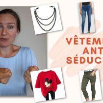 Vêtements anti-séduction : les tenues qui repoussent les prétendants éventuels