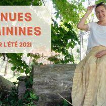 Tenues féminines et décentes pour l'été 2021 : voici un aperçu de ma garde-robe estivale