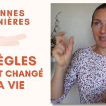 Vie transformée : les 5 règles d'étiquette qui ont changé ma vie / Confidences