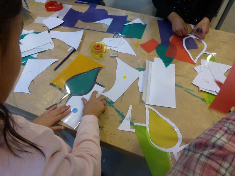 Aborder l'art au travers d'un projet