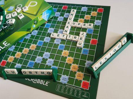 Présentation du Scrabble