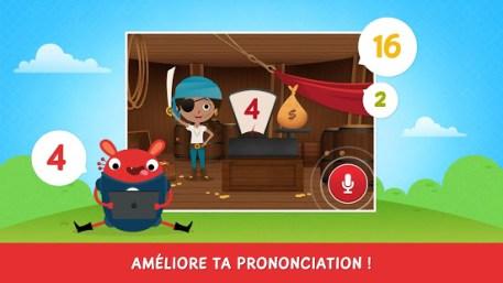 L'application PiliPop ENglish pour apprendre l'anglais dès 5 ans