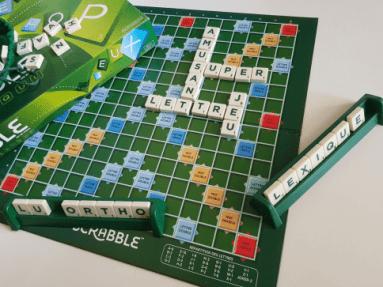 Jeu de lettres : Le Scrabble