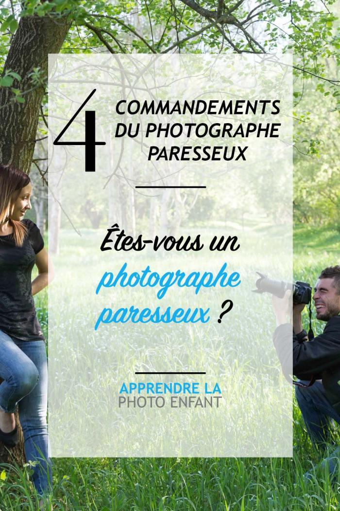 Photographe Paresseux