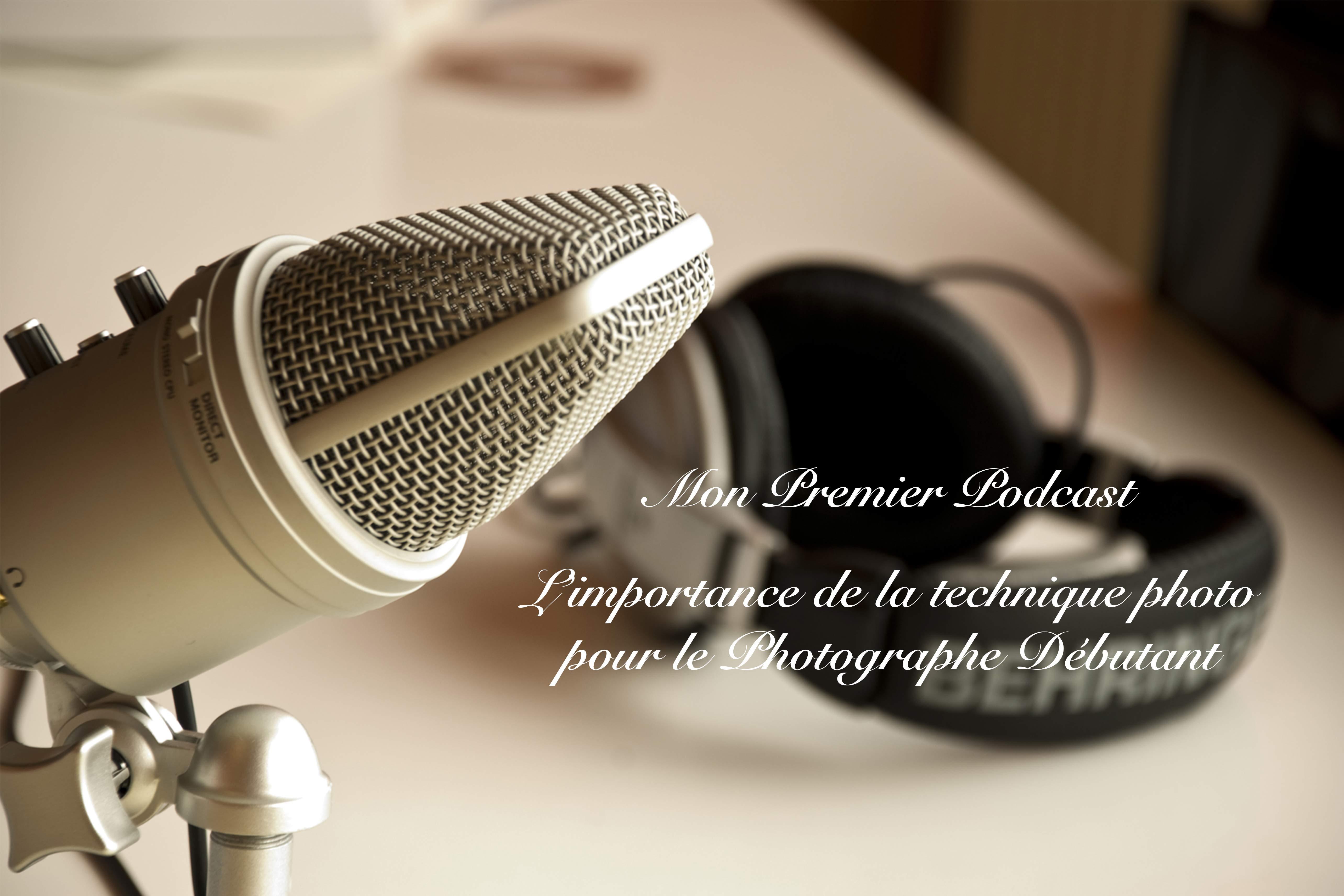 Mon 1er Podcast !