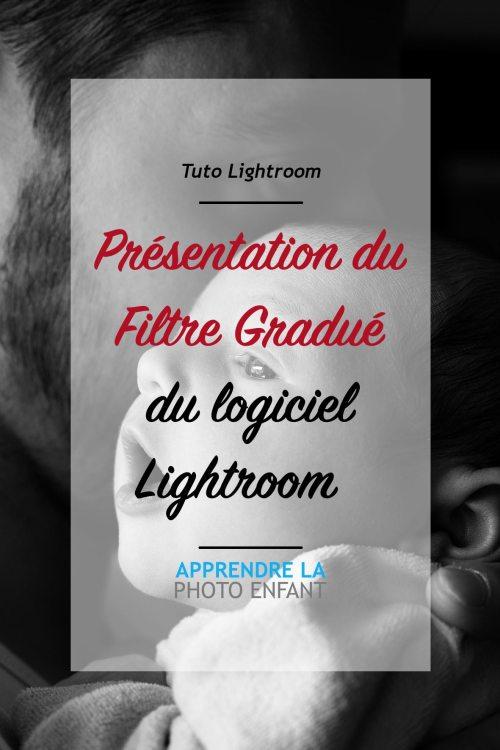 Filtre Gradué Lightroom