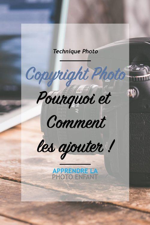 copyright sur les photos