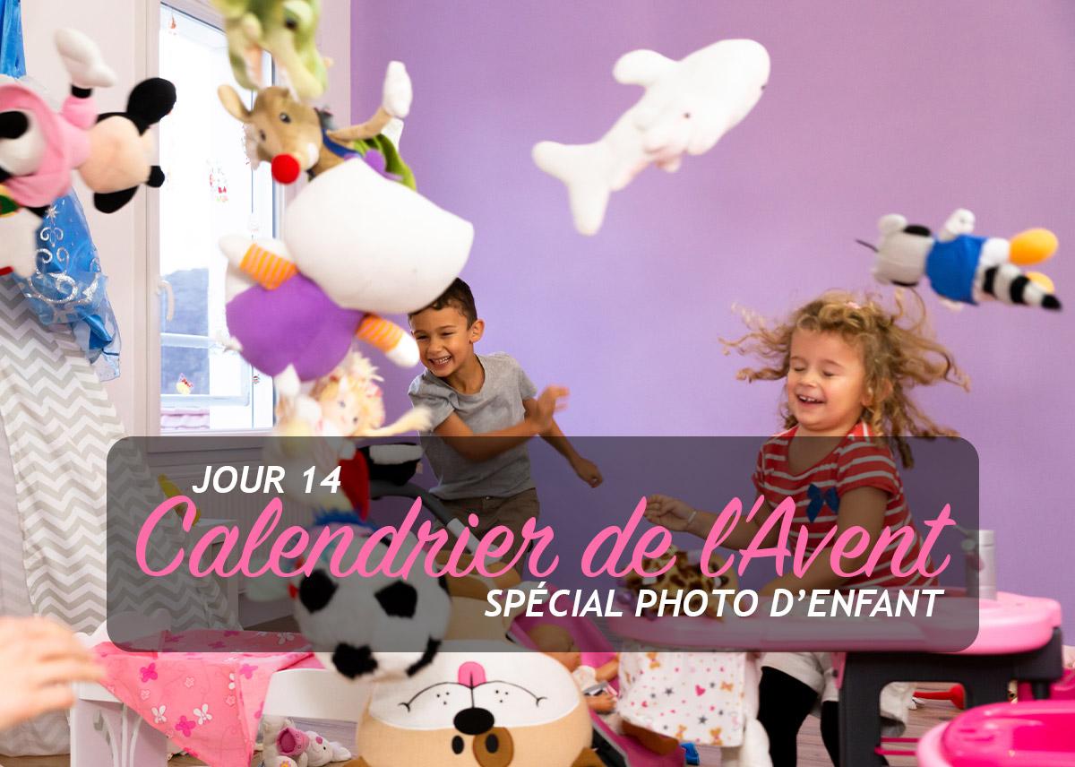 Jour 14 – Calendrier de l'Avent spécial Photo d'enfant 2018
