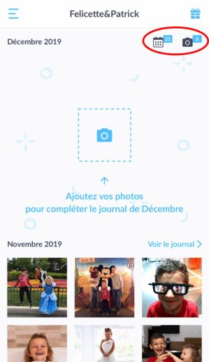 Icone application mobile Neveo