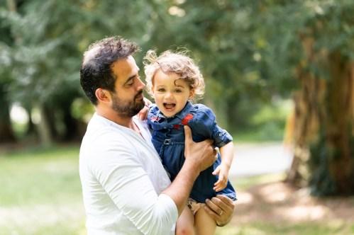 Portraits de famille - Père/fille