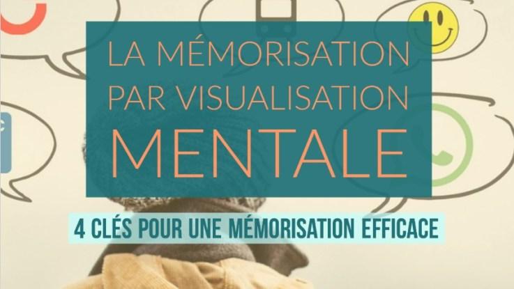 mémorisation par visualisation mentale