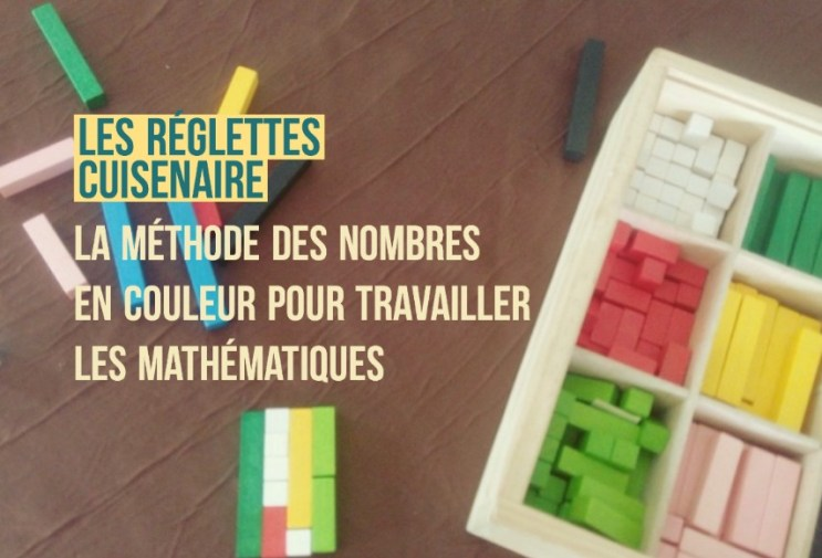 réglettes cuisenaire travailler mathématiques