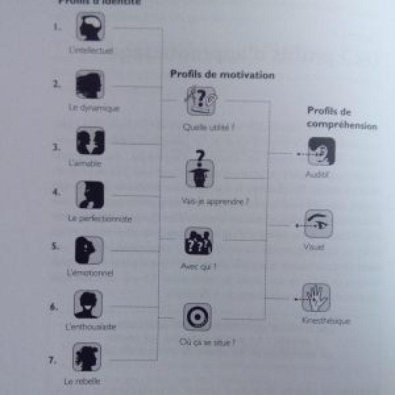 les 7 profils dapprentissage