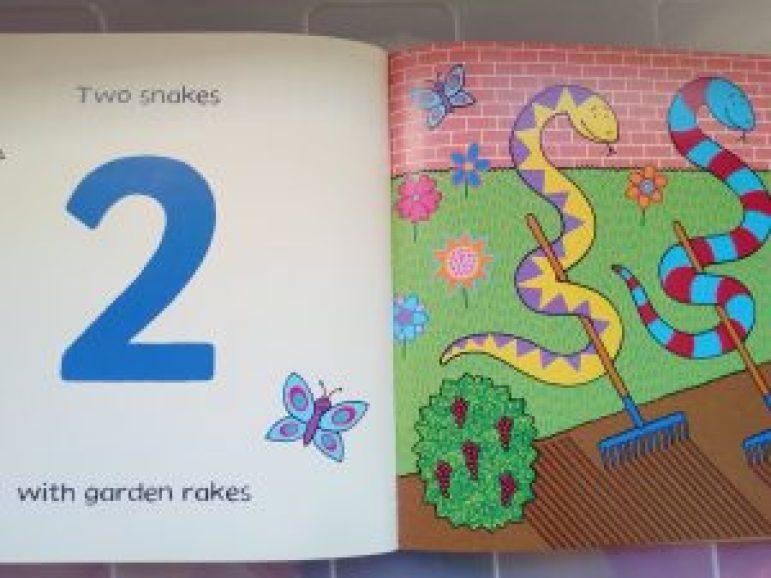 livre apprendre anglais enfant