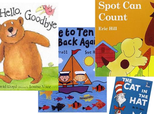livres apprendre anglais enfants