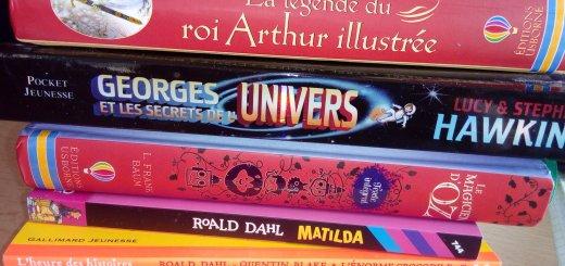 sélection livres vivants